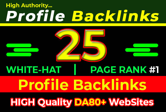Top Level SEO Bookmarking,  Backlinks,  Link building,  Profile Creations From High DA