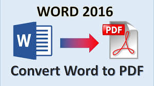 Convert your PDF to MS Word/Excel/ Handwritten Data