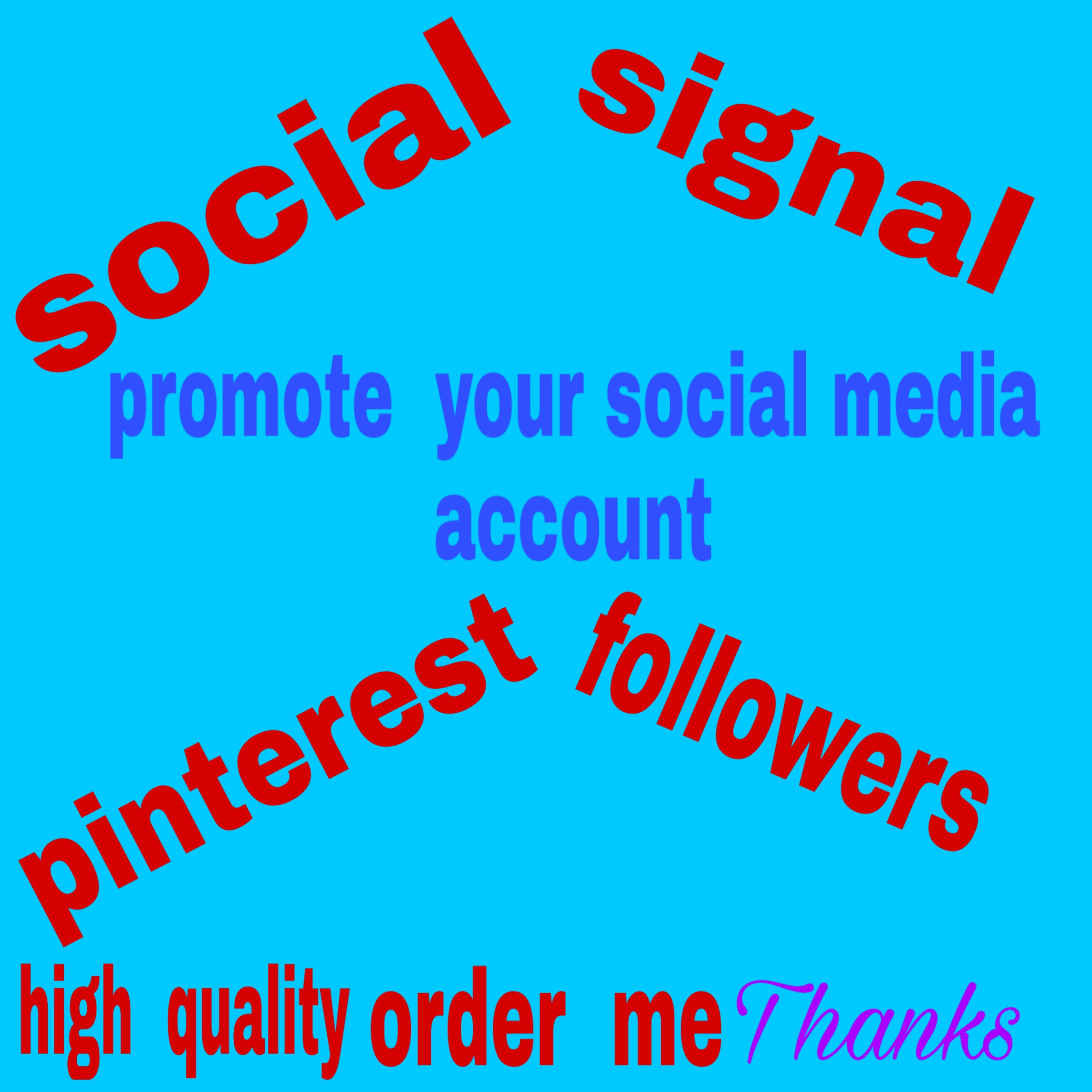 250+ pinterest followers or repins real human with world wide followers
