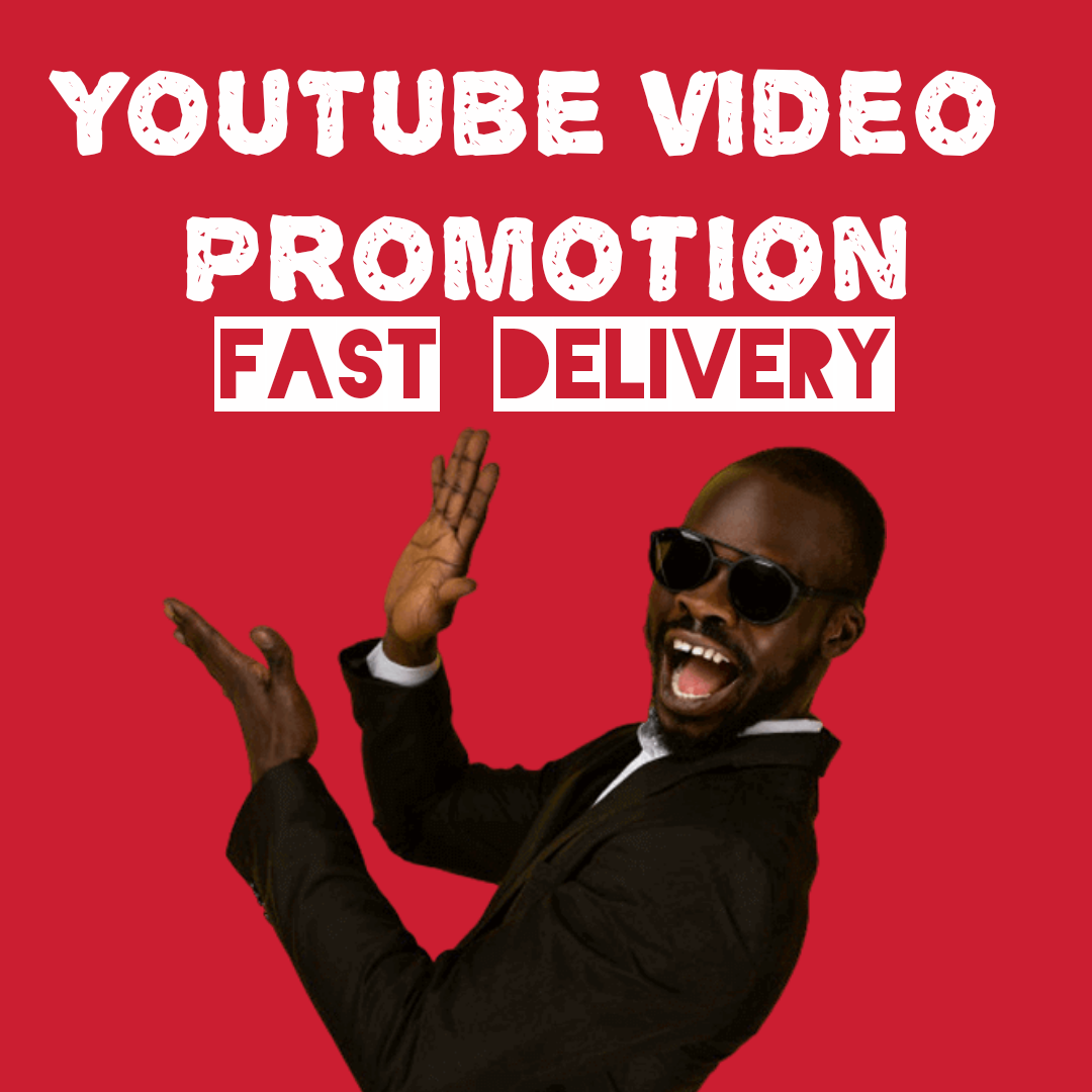 MASSIVE Promotion For YouTube Video fast delivery - limited time Order Now