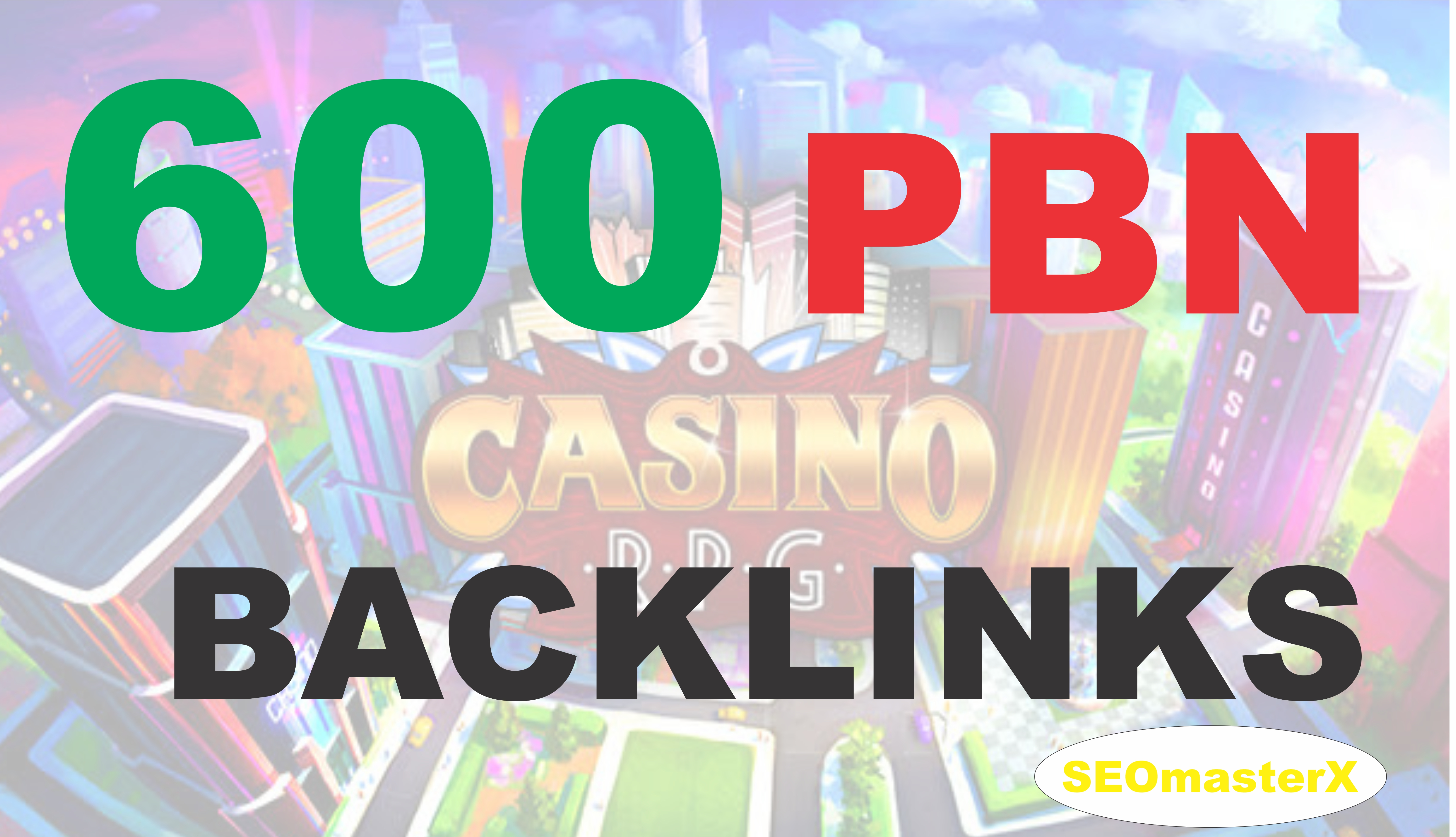 PBN - 600 Unique PBN Post Betting,  Judi Bola,  Casino,  Poker Package - Speedy PBN with Bonus