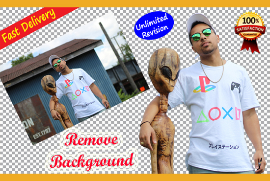 Remove background super fast of your 100 images