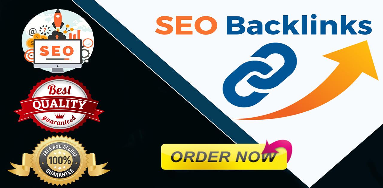50 White Hat SEO Backlink including DA 90 Plus Link