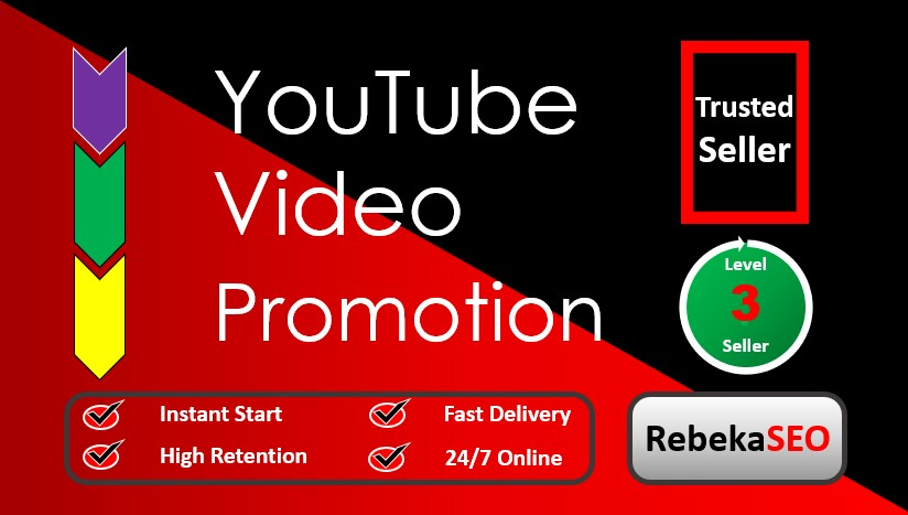 YouTube Video Promotion Super Fast Delivery within 24 hours