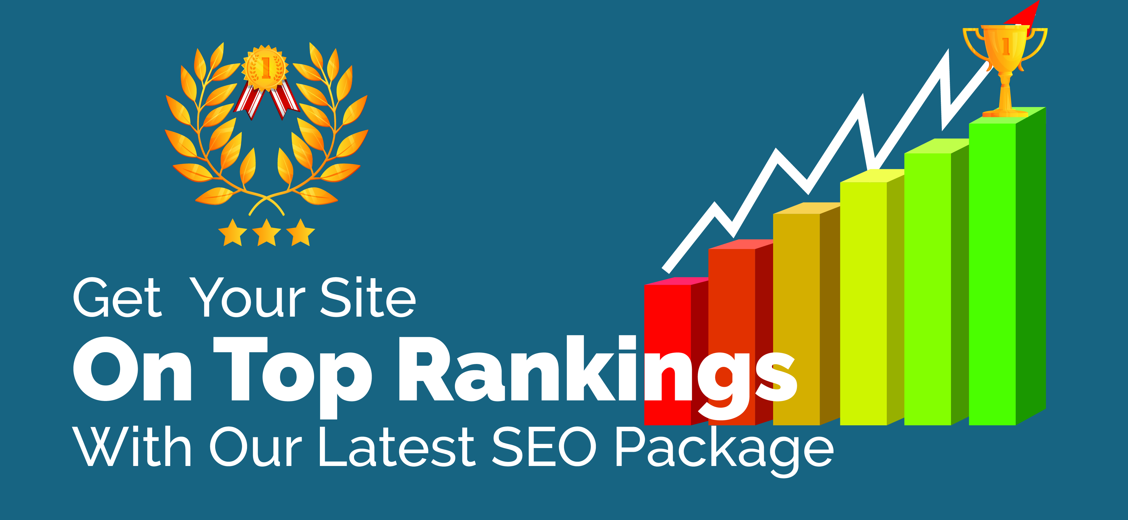 Premium & Latest SEO Package Manually Done To Improve On Google 1 Page Guaranteed
