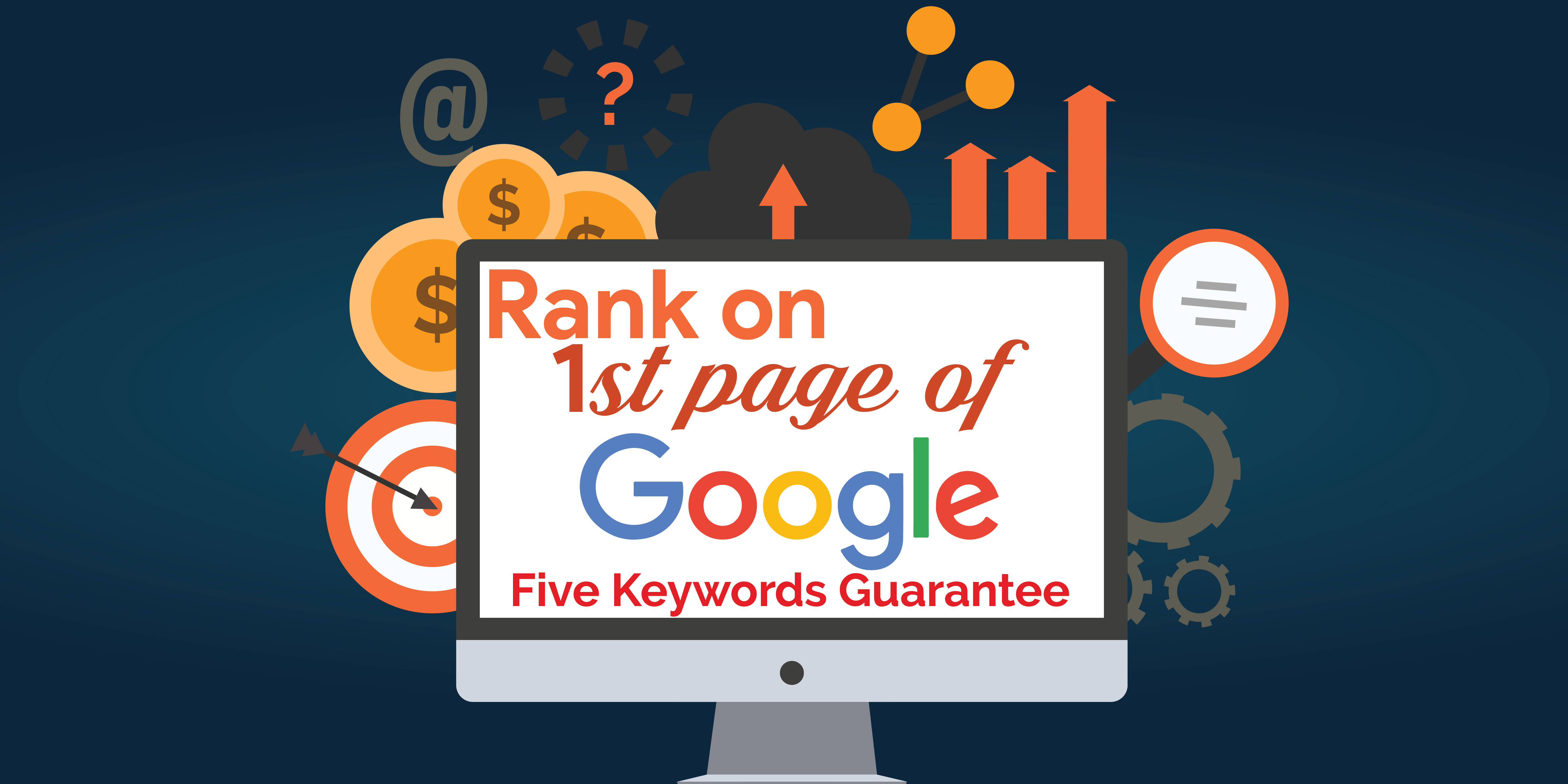 Guaranteed 5 Keywords On Google 1st Page Or Refund Money-Manually Done Backlinks Package-Update 2021