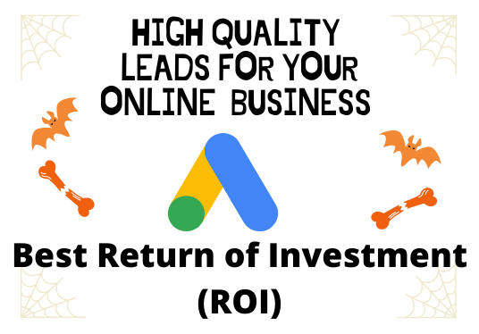 I will setup and manage google ads adwords PPC to generate sales or leads
