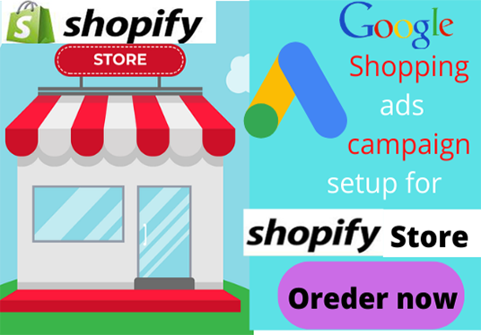 I will setup and manage google shopping ads campaign for shopify store