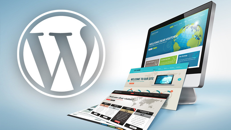 Create a modern and professional wordpress website design or blog for you