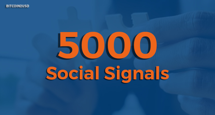 Stayable and Safe Mix 5000 Social Signals SEO Backlinks