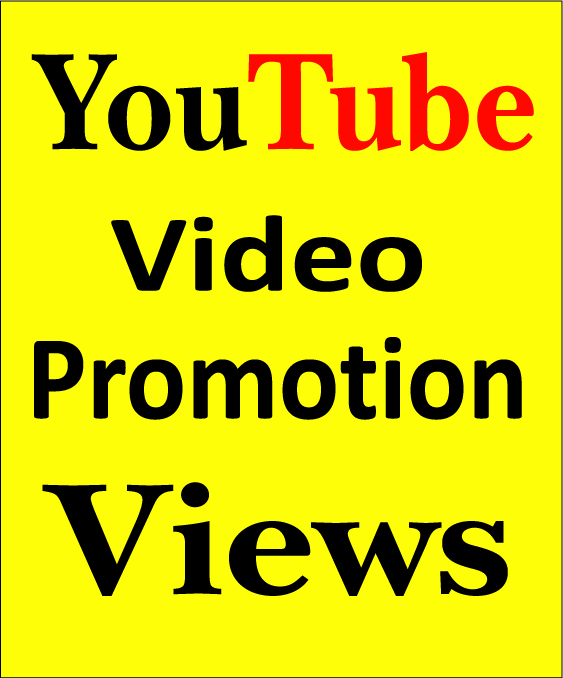 Get YouTube Video Promotion On Your Video Instant Start