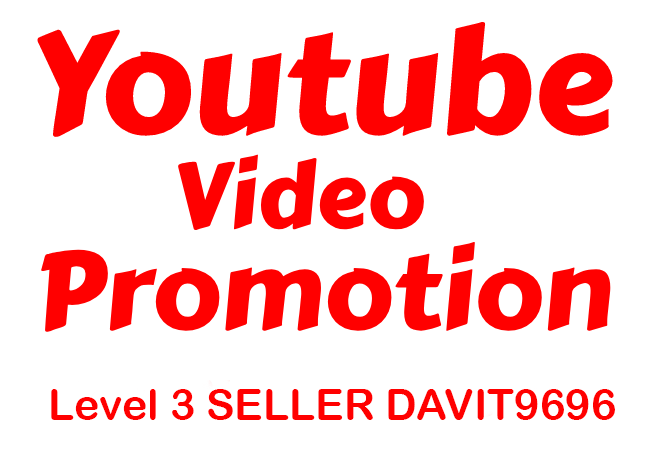 NON-DROP & HIGH QUALITY YOUTUBE PROMOTION