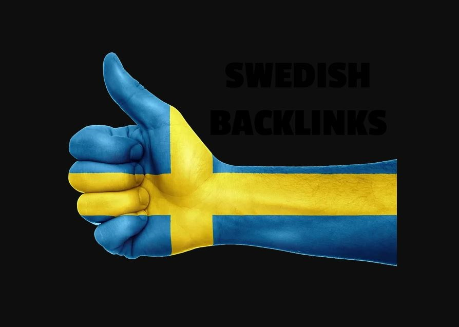 Premium Guest Post on my Swedish Blog DA 55 Dofollow Backlinks
