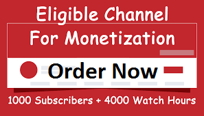 YouTube Promotion Monetization Package Manually Guaranteed