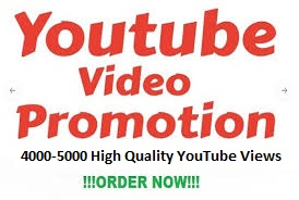 Manually Add YouTube Video Promotion Super Fast Delivery