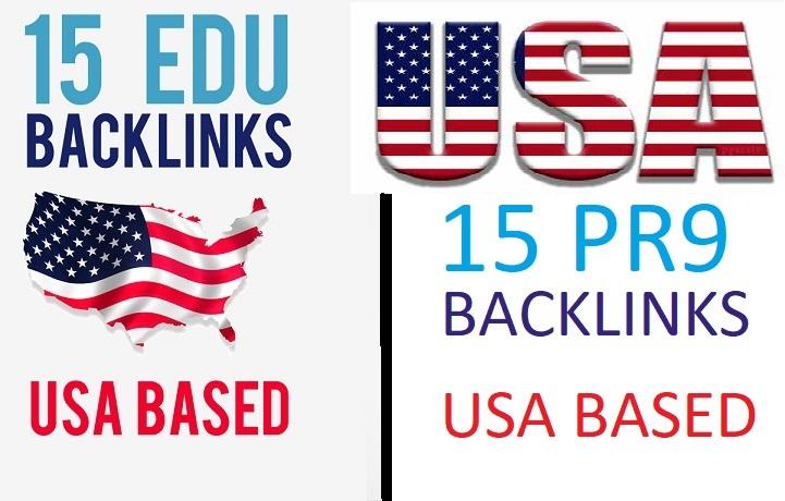 15 Pr9 Authority Backlinks + 15 Edu - Gov High Backlinks - Skyrocket Your Google Ranking