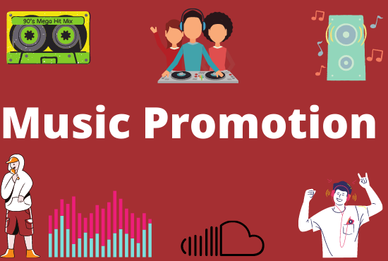 Get Best Music Promotion Services