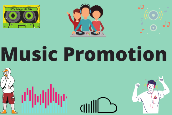 The Best Music Promotion Services Platforms and Effective promotion I can help you