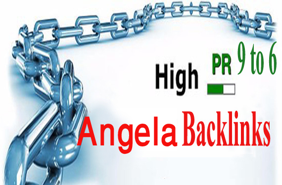 I Create 60 Latest Angela Paul, High Quality Seo Backlinks