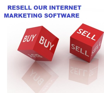 How To Make Money By Reselling Our Internet Marketing Software In Your Company Brand Name.