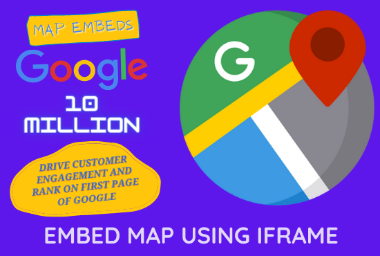 Google My Business SEO and Embed on 500 Blogger,  500 Tumblr,  20K Post Embeds Backlink