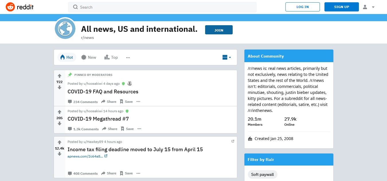 15 Reddit Share for Your website/Blog to get millions of traffic