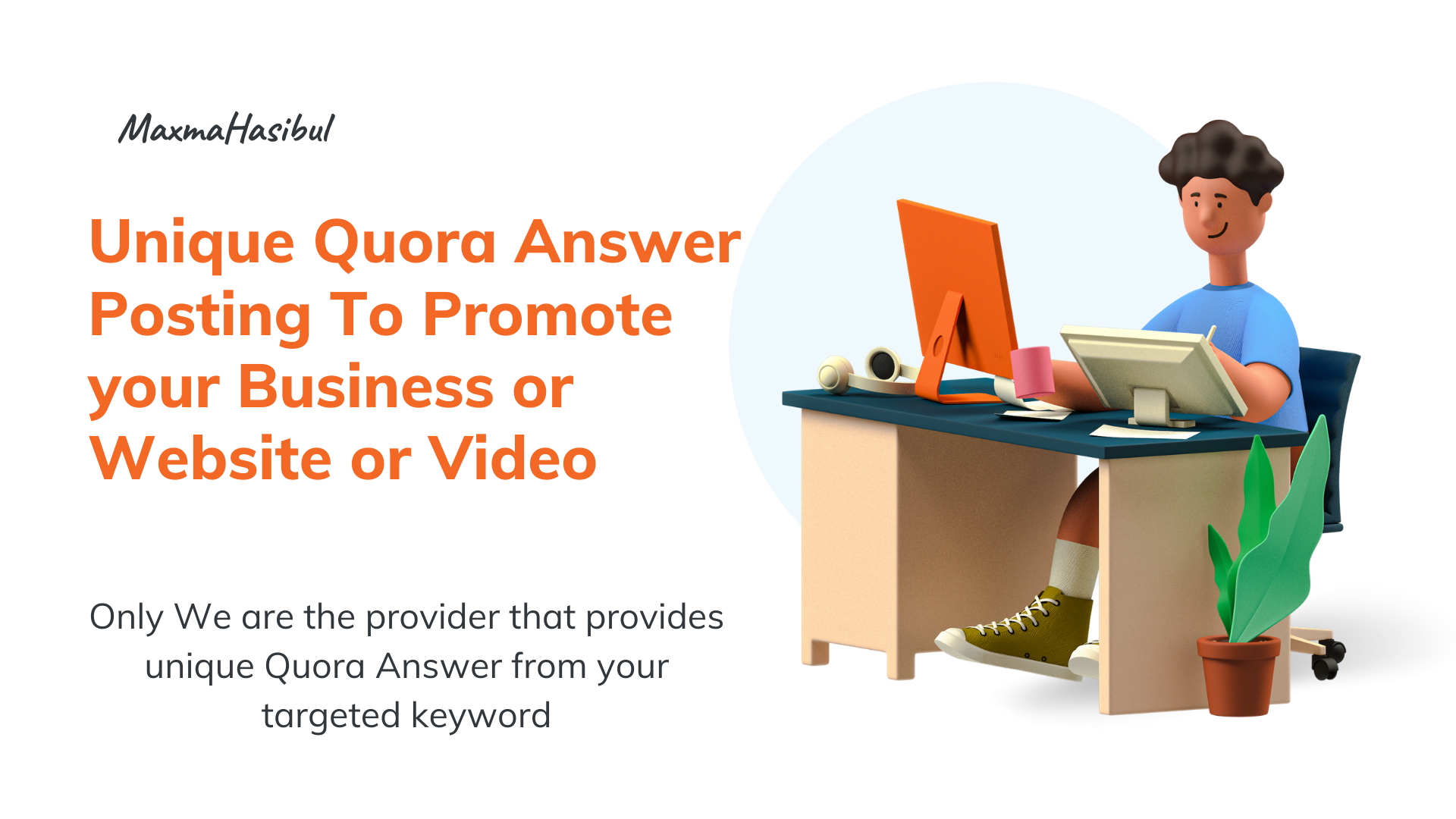 10 Unique Quora Answer Posting To Promote your Business or Website or Video