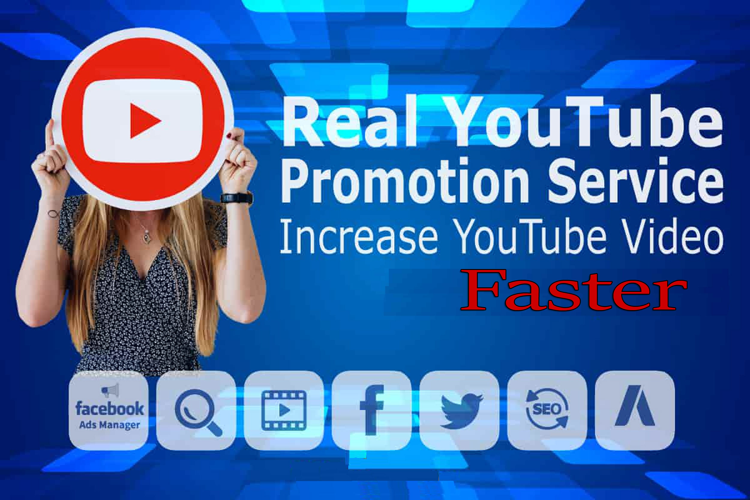 Organic YouTube Video Viral promotion