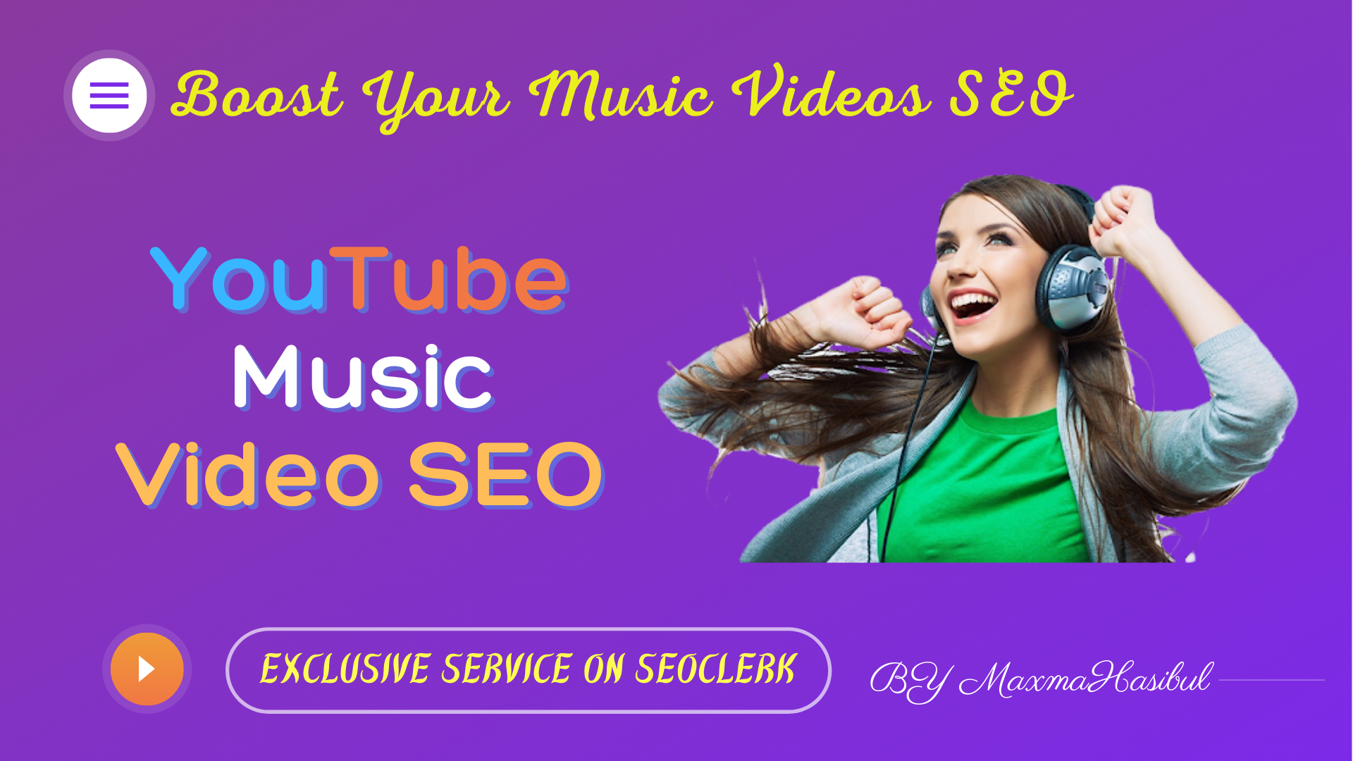 Best Music Video SEO & Promotion Pack - With Do MASSIVE Video Organic Promotion with SEO Embeds
