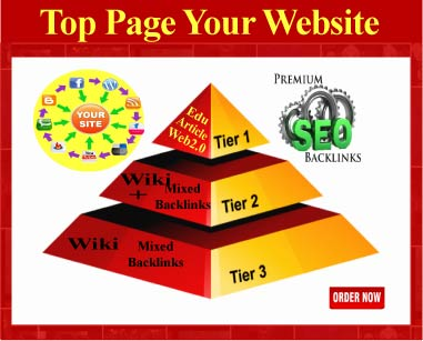 Best Manual 20 Mixed Pyramid Backlinks, link building boost your website Top on Google