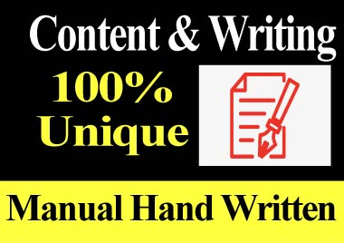500 Words Unique SEO Optimize google safe content writing to rank your website