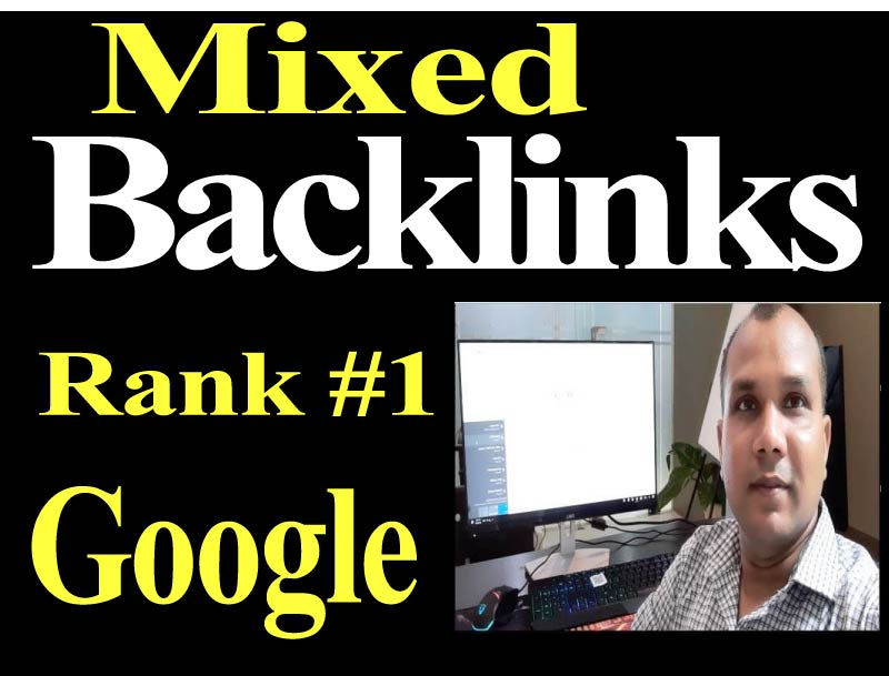 Manual 20 Mixed Backlinks, Web 2.0,  Pdf Submission, article submission,  forum posting
