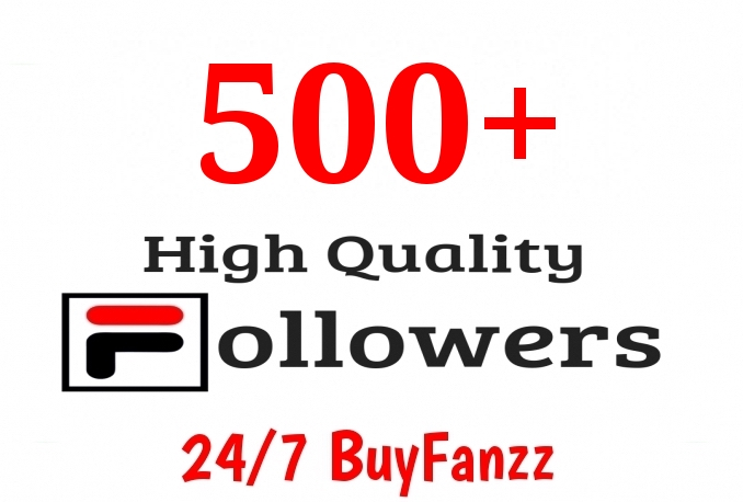 Add Fast 500+ Profile Followers High Quality