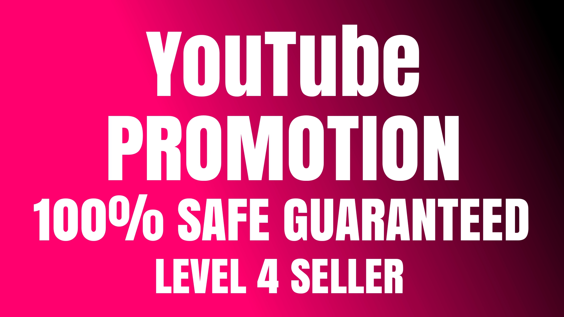 Real Organic YouTube Worldwide Users Promotion