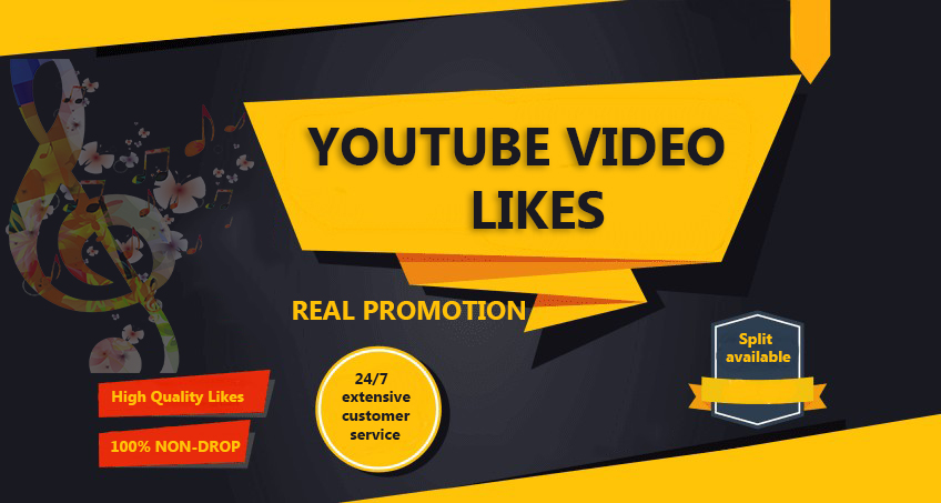 Do Super Organic 200 High Quality Video Likes Promotion