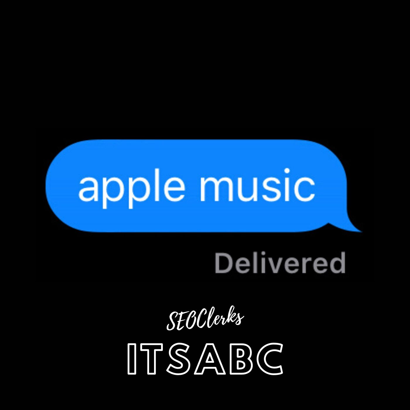 Apple Music streaming promotion for musicians playlist/album