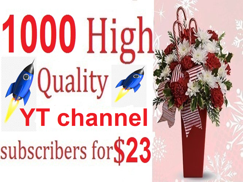 Super cheap rate, 1000+ High quality, Video promotion