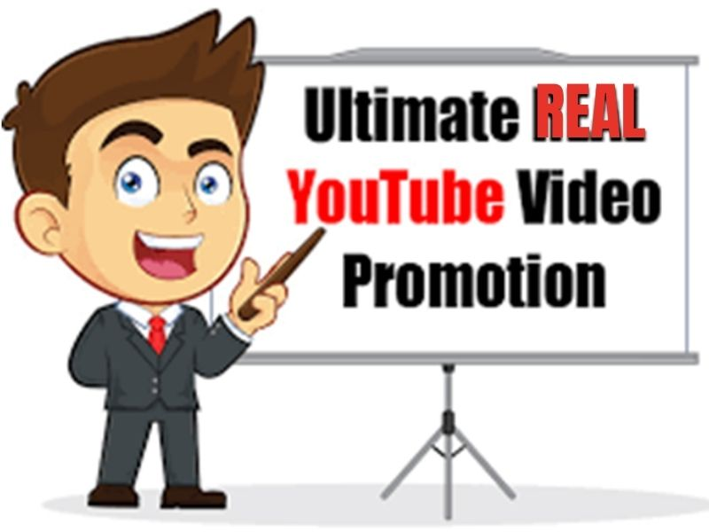 Get Ultimate Real YouTube Video Promotion