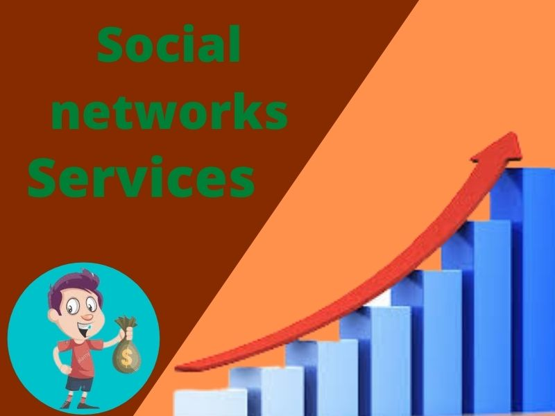 All kind of Social Media Services within super fast time