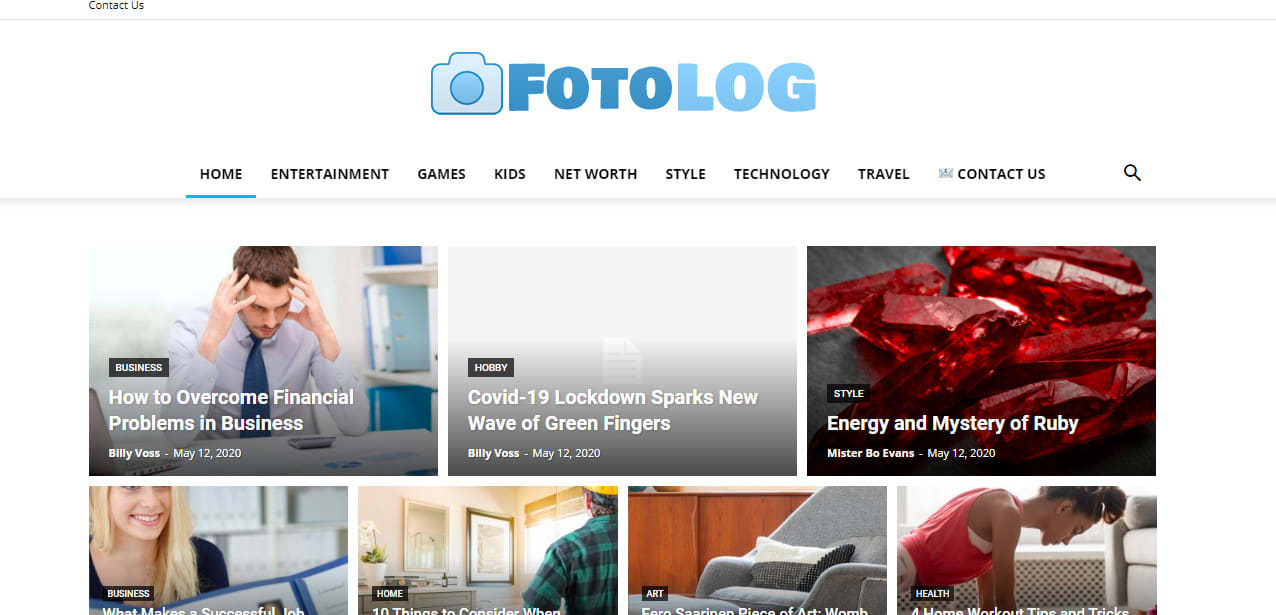 write and publish guest post on Fotolog,  Storyoriginals,  Artdaily with permanent dofollow