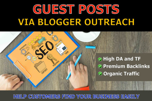 Write and Publish 5 Guest Posts on 5 Different Dofollow HQ DA50 PA60 Blogs