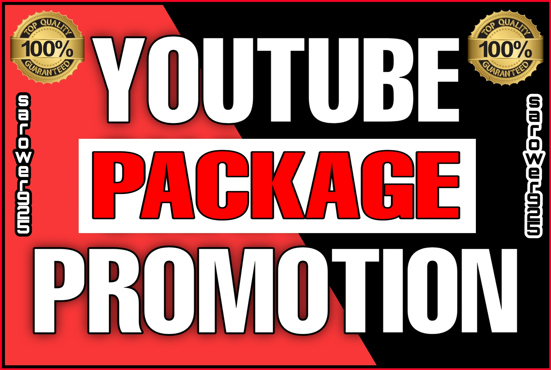 Best youtube promotion and marketing package