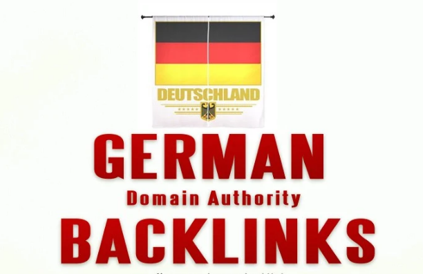 I will do 33 domain authority german backlinks