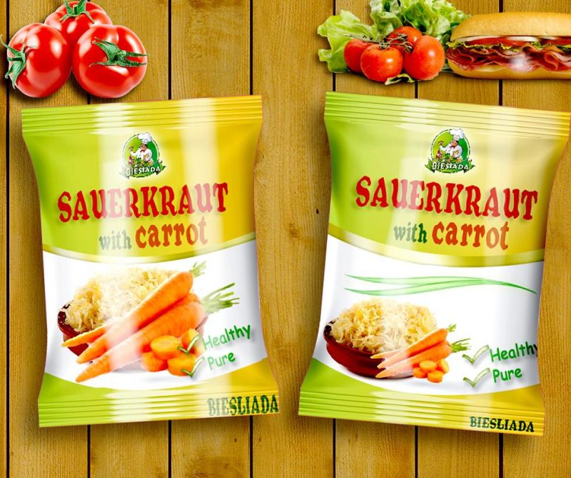 I will design attractive Label & packaging for your product