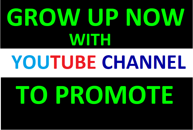 I Will Give You Best Youtube To Promote Services Fast Delivery