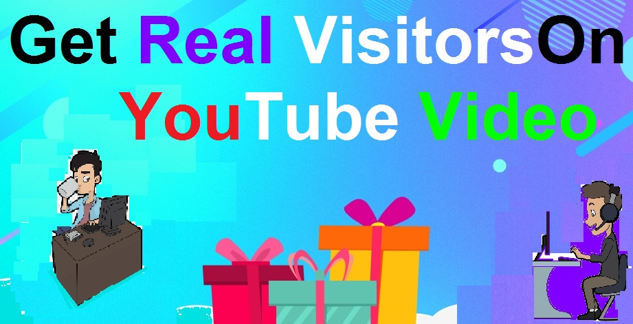 I will Give You 500 Visitor On Your Video