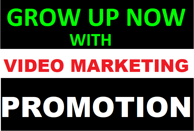 Get The Best Natural YouTube Video Marketing Promotion Safe & The Right way Delivery