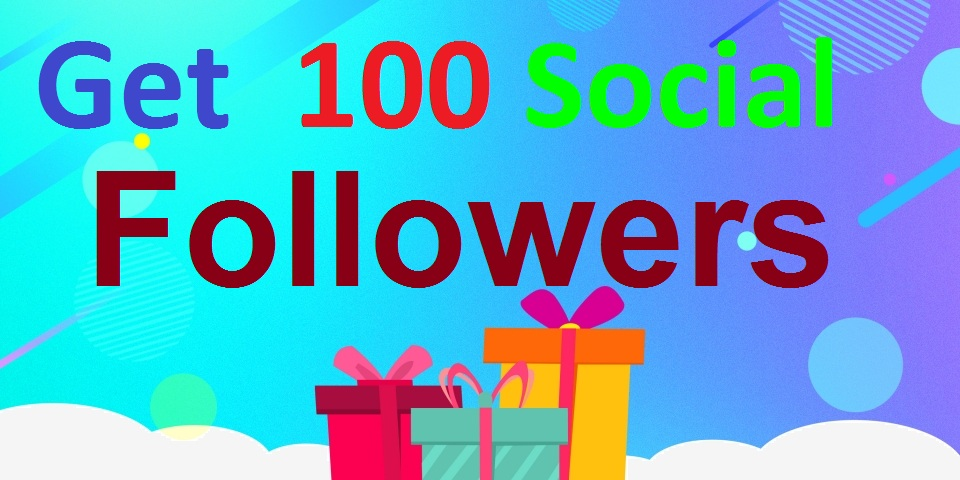 I Will Give You 100 Top Quality Non Drop Social Media Marketing Service