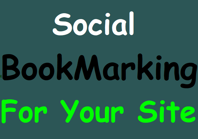 I will Create 10 High PR Social Bookmarks Backlinks