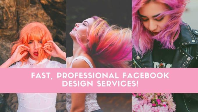 create your Professional Facebook Cover Design